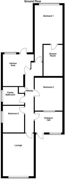 Breinton Way - Ground Floor
