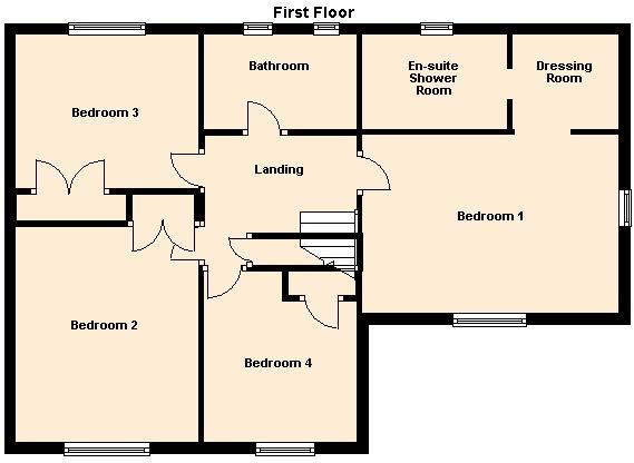 3 The Birches - First Floor