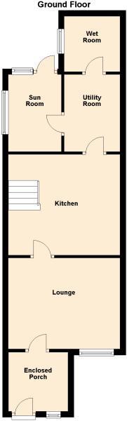 9 Avenue Terrace - Ground Floor