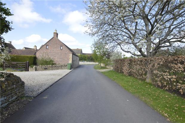 Village road