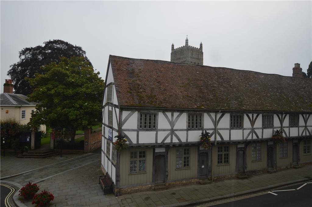 upper floor front view