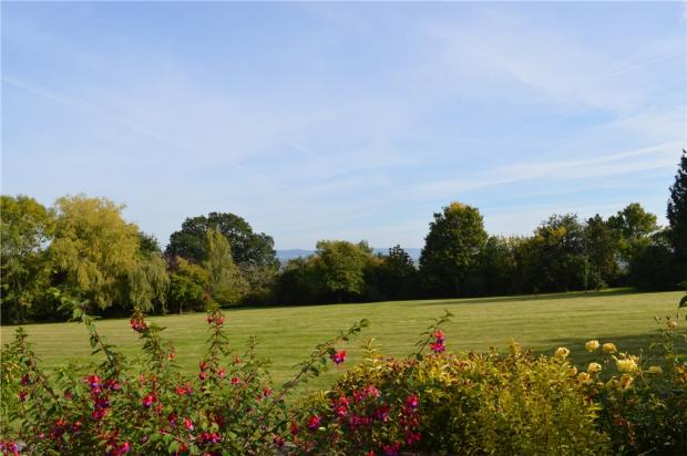 Views over Gardens