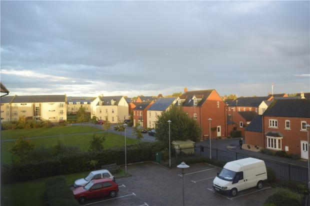 Front View from the flat