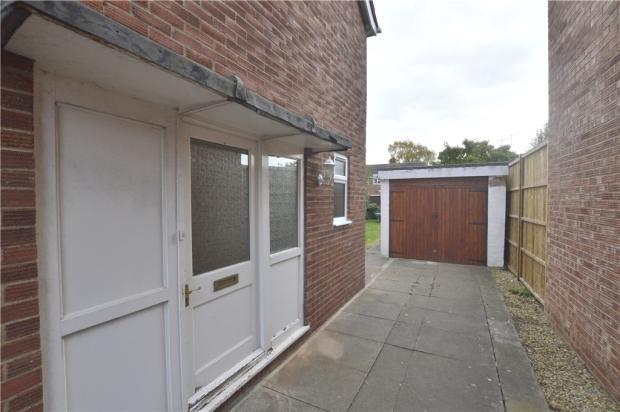 Entrance & Garage