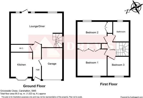 Groveside Floorplan