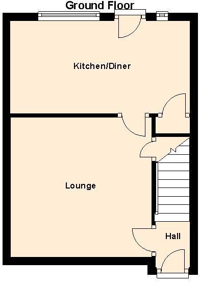 Rushen Walk - Ground Floor