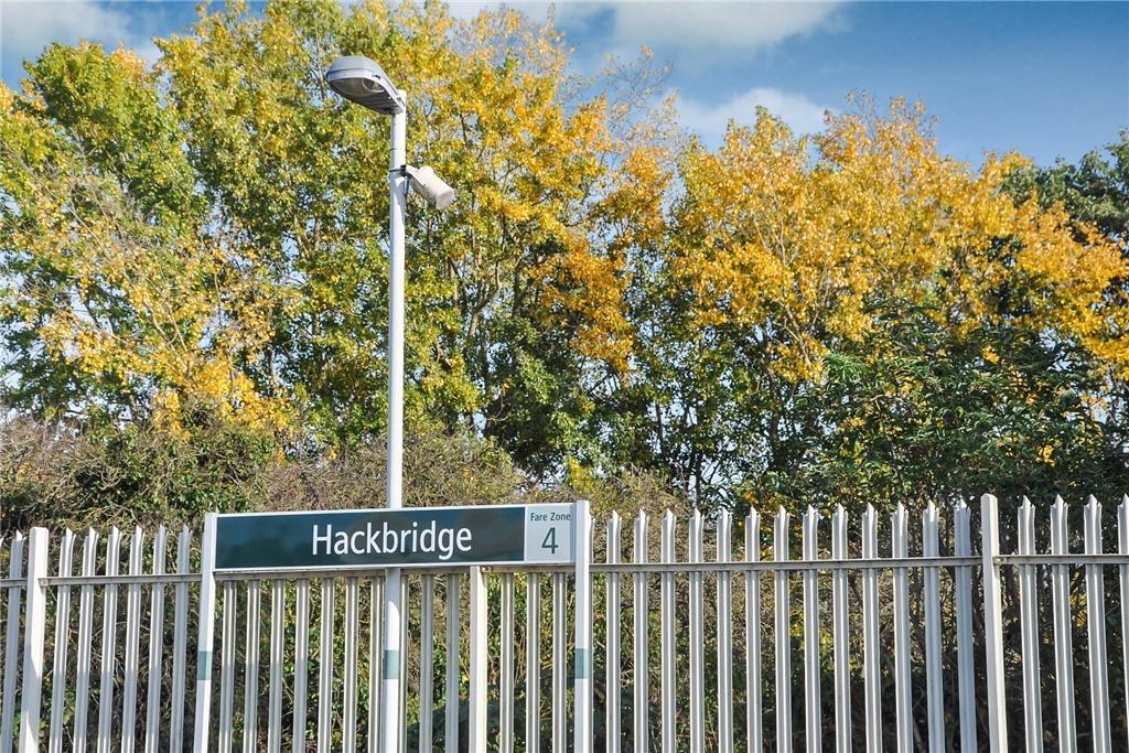 Hackbridge Station