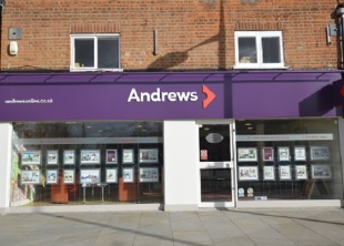 Andrews Estate Agents, Mitchambranch details