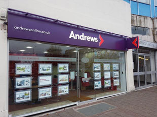 Andrews Estate Agents, Mordenbranch details