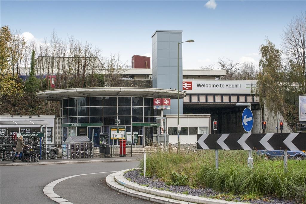 Redhill Train Station