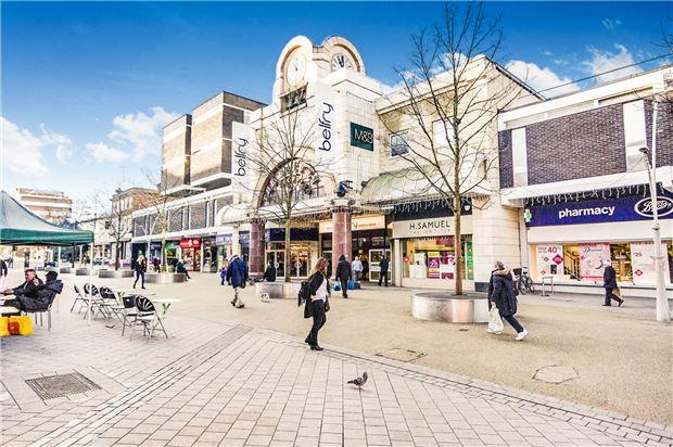 Belfry Shopping Centre