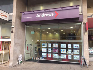 Andrews Estate Agents, Wallingtonbranch details