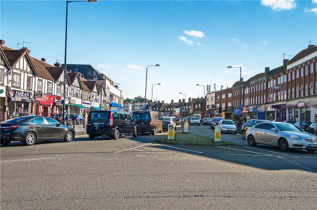 Kingsbury High Street