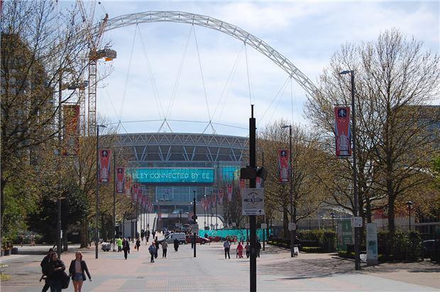 Wembley Stadium 1