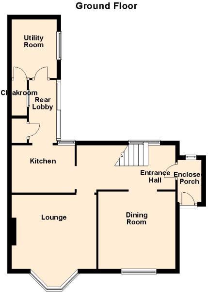 16 Hillfield Road - Ground Floor
