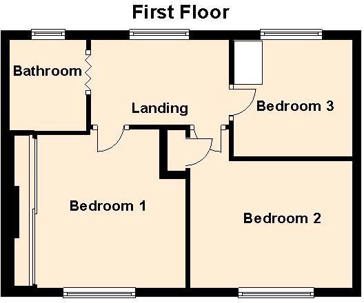 16 Hillfield Road - First Floor