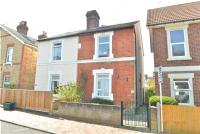 2 bed semi detached house in Dukes Road...