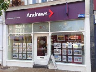 Andrews Estate Agents, Bexhillbranch details
