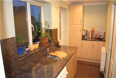 Kitchen/Utility Room