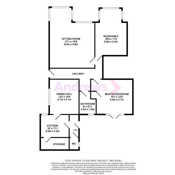 Ground Floor Appartment