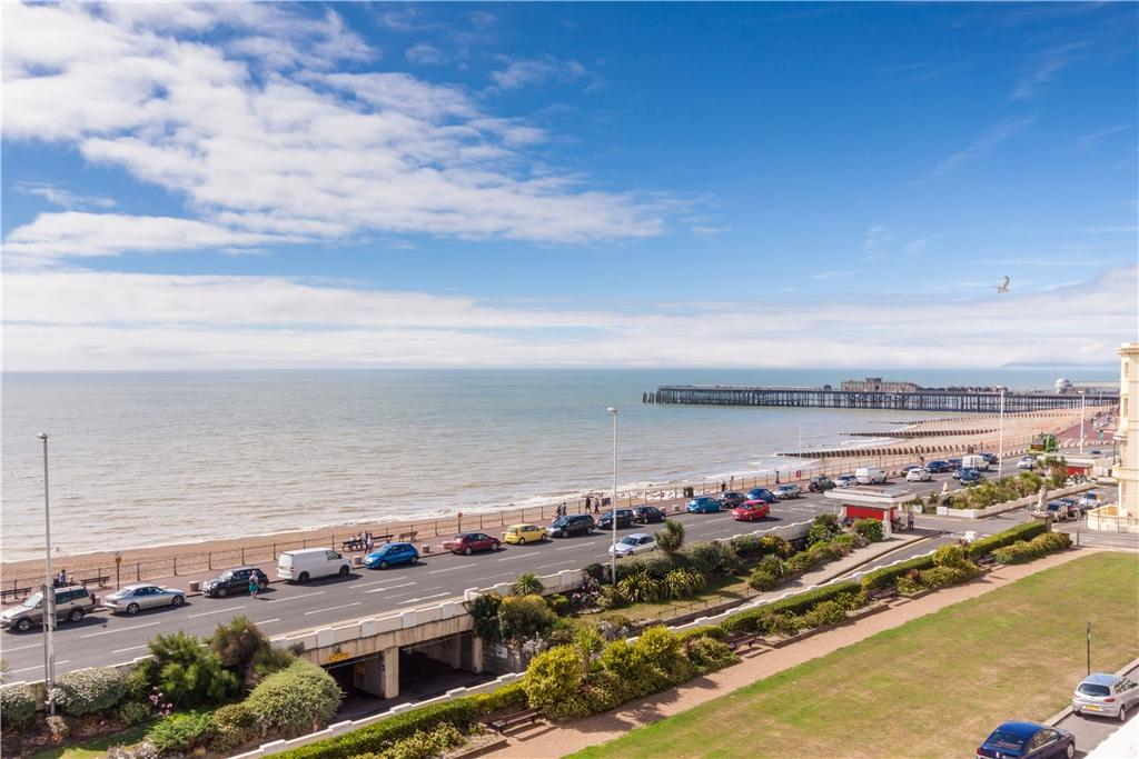 View to Hastings Pier