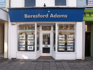 Beresford Adams, Porthmadogbranch details