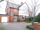 semi detached house in Elms Road, Heaton Moor...