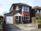 Detached property in Warwick Close...