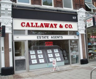 Callaway & Co, Cricklewoodbranch details
