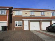3 bed semi detached property in Abbots Way, North Shields
