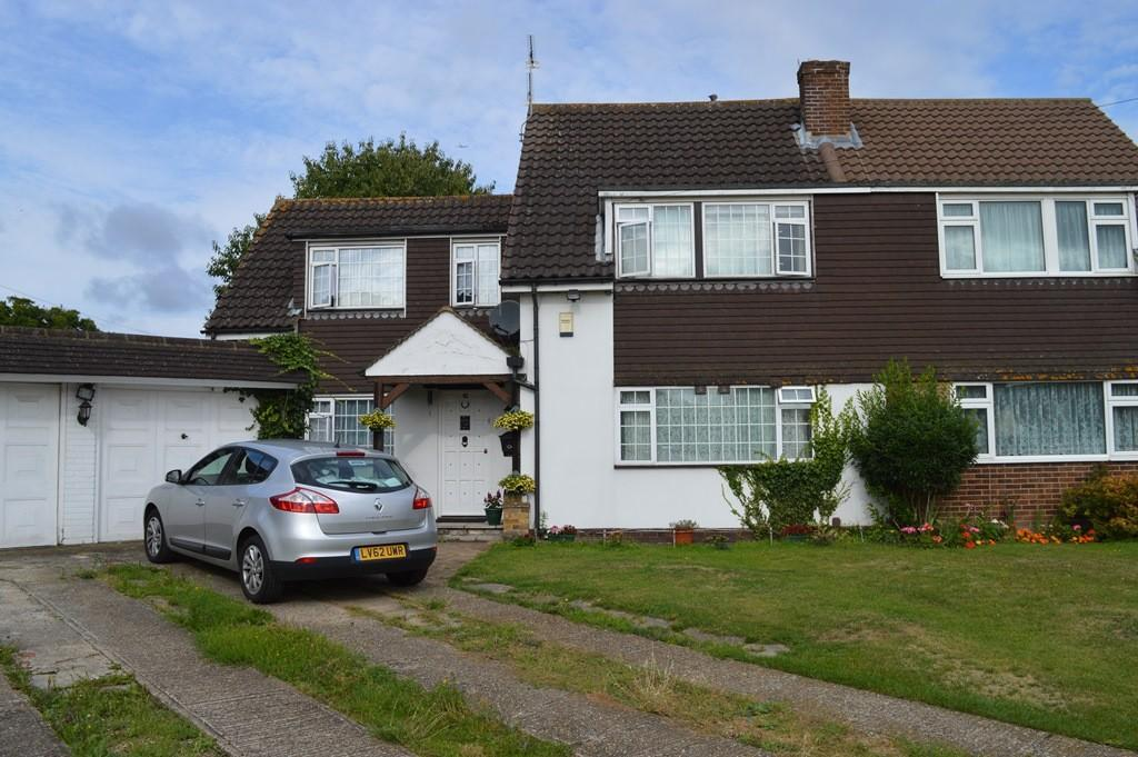4 bedroom semi-detached house for sale in Sherborne Close ...