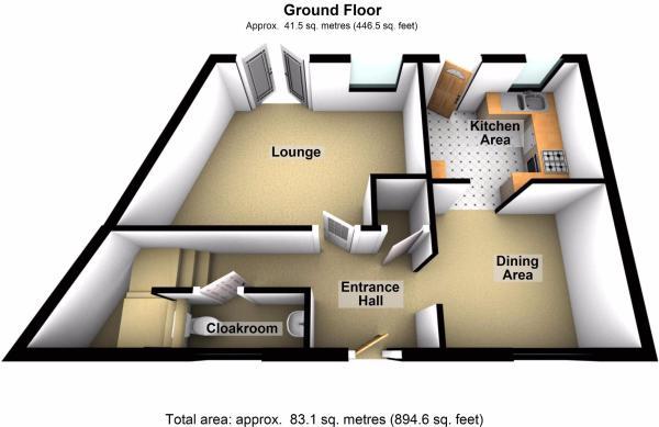 Ground Floor - 6RC