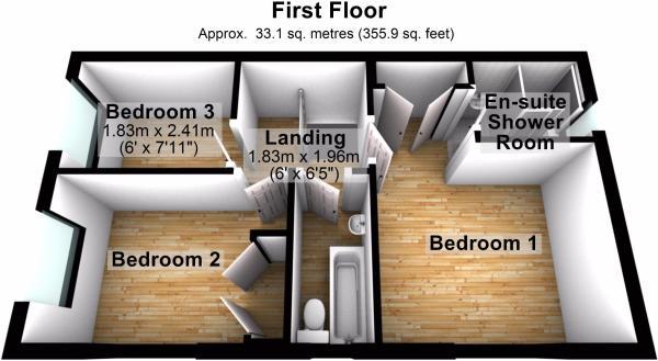 First Floor - 48 AR