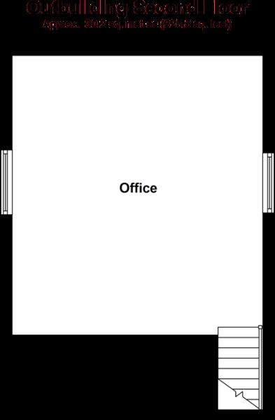 Outbuilding-Second Floor
