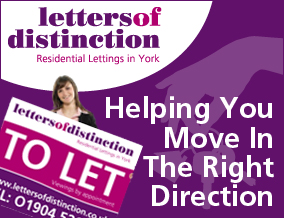 Get brand editions for Letters Of Distinction, York