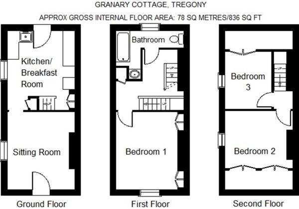 Granary Cottage 35 T