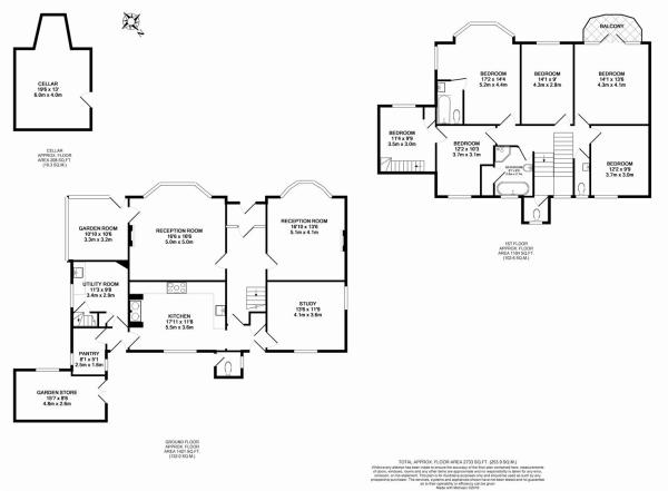 Pengarth - Floorplan
