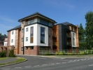Flat to rent in Weaver House, Nantwich...
