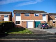 semi detached property in Bishops Wood, Nantwich...