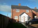 2 bedroom semi detached property in Damson Drive, Nantwich...