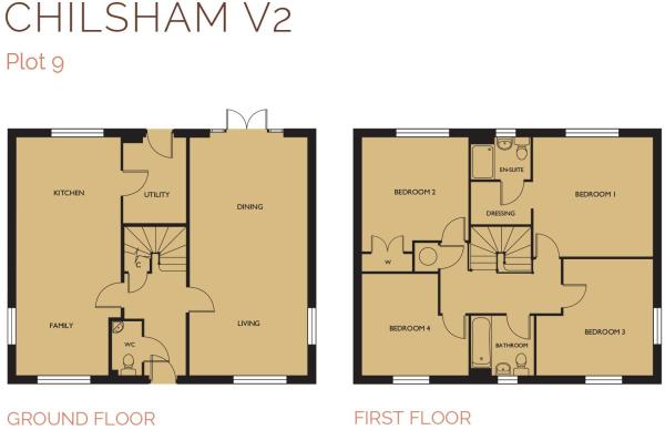 Chilsham V2 Floor Pl