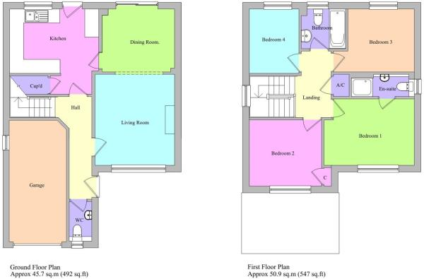 6 dunbar floor plans
