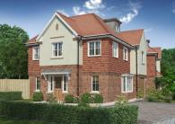 5 bed new home for sale in Ongar Hill, Row Town