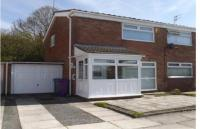 semi detached house in Kings Close, Aigburth...
