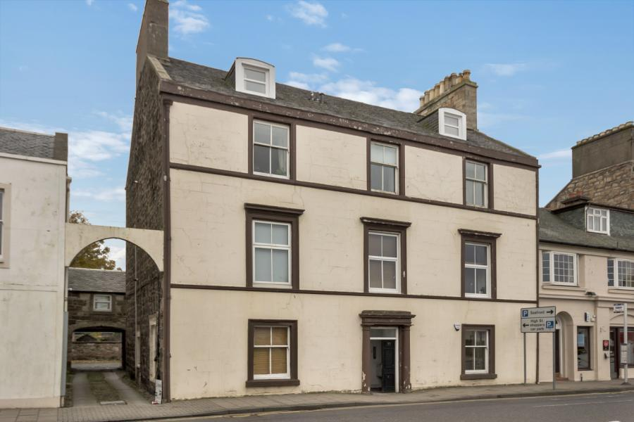 1 Bedroom Flat For Sale In Wellington Square Ayr South Ayrshire Ka7