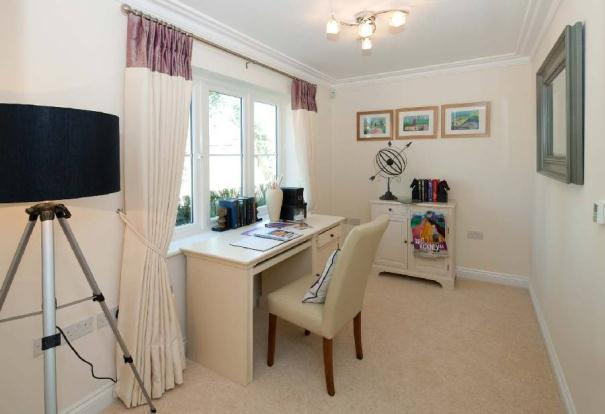 Picture Of Show Home