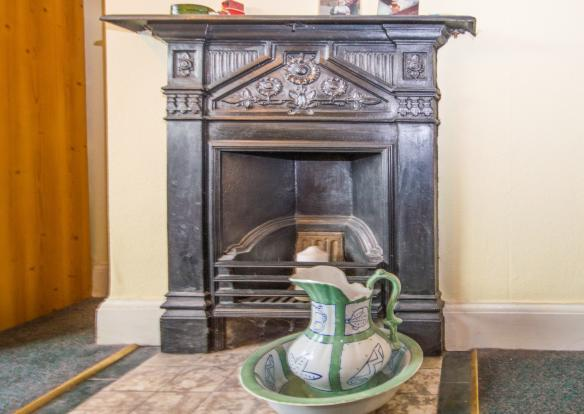 Character Fireplace