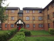 Flat for sale in Redwood Grove, Bedford...