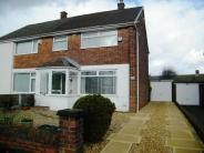 semi detached property in Quebec Road, Blackburn...
