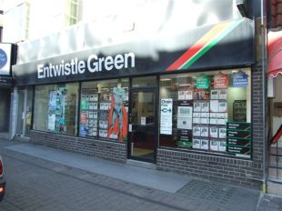 Entwistle Green, Blackpoolbranch details